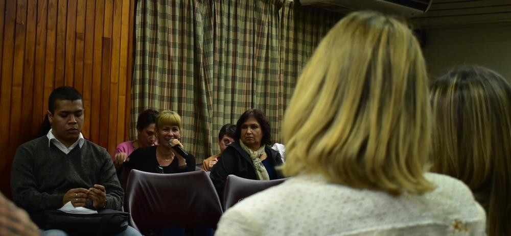 Se realizó la tercera y última jornada-debate sobre Consumo Problemático y Adicciones en la Facultad de Humanidades