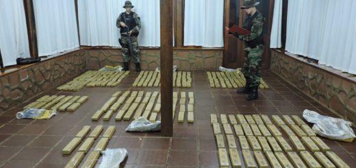 Puerto Rico: Prefectura decomisó un cargamento de marihuana valuado en más de 12 millones de pesos