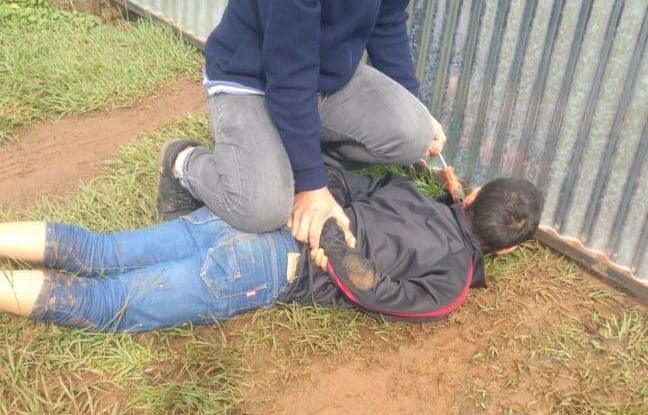 Capturaron a un menor mientras robaba en una obra en construcción en Posadas
