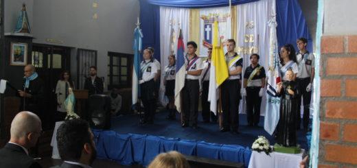 Se realizó un emotivo acto para celebrar los 51 años del Instituto Politécnico San Arnoldo Janssen