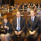"""""""Misiones, a través de sus políticas fiscales ordenadas, hace que la salud siga siendo una prioridad"""", dijo Martín Cesino"""