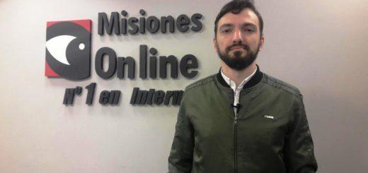 """Julián Bjorklund: """"La política es una herramienta transformadora"""""""