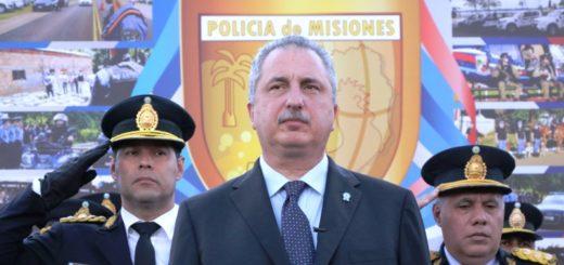 Passalacqua saludó a los Policías en su Día