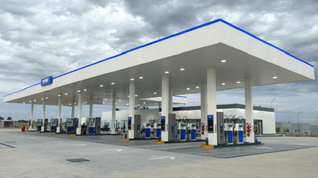 YPF y Shell subieron 1,5% sus naftas desde la medianoche