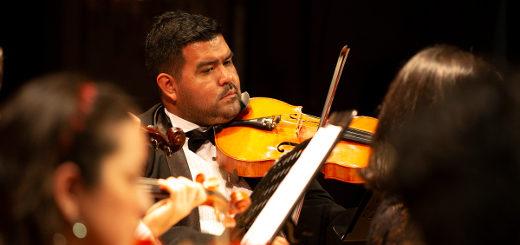 La Orquesta de Cámara brindará un Concierto gratuito este sábado en el Teatro Lírico