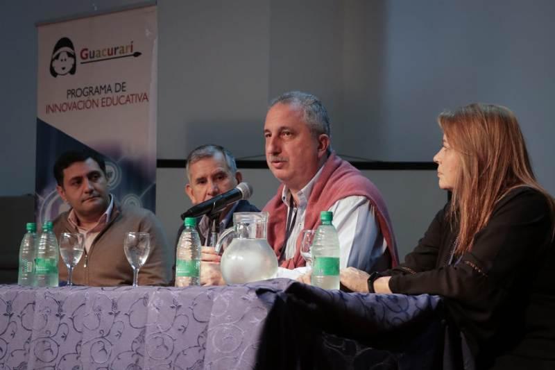 Passalacqua cerró en Posadas el segundo Congreso de Flipped Learning y Metodologías Activas del Aprendizaje