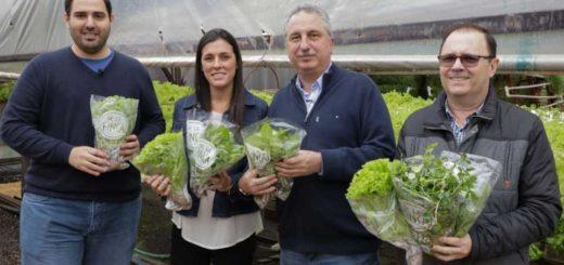 Passalacqua recorrió emprendimientos de comida saludable en Leandro N. Alem