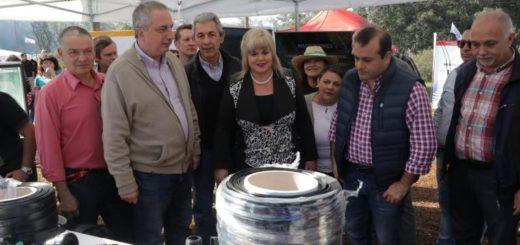 El gobernador Passalacqua participó de la sexta edición de la Feria Agrícola Ganadera Expo Verá 2019