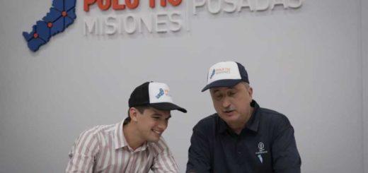 """Passalacqua, en el Polo TIC Misiones: """"Conmueve ver el empuje, las ganas y el conocimiento de nuestros jóvenes"""""""