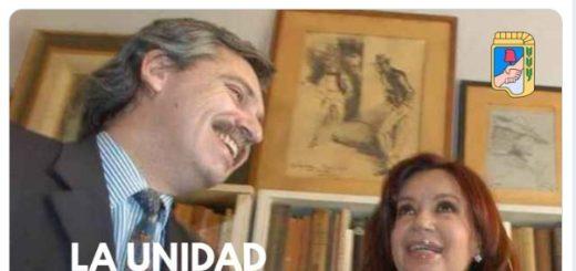 El Partido Justicialista utilizó su Twitter oficial para respaldar la fórmula Fernández – Fernández