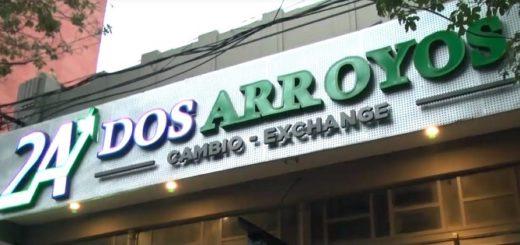 Dos Arroyos implementó un nuevo sistema denominado Dólares en bancos del país para compra de divisas online