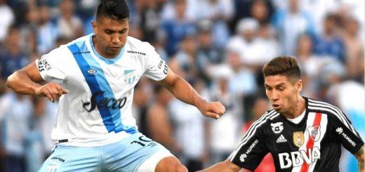 Esta noche River visitará a Atlético Tucumán por los cuartos de final de la Copa de la Superliga