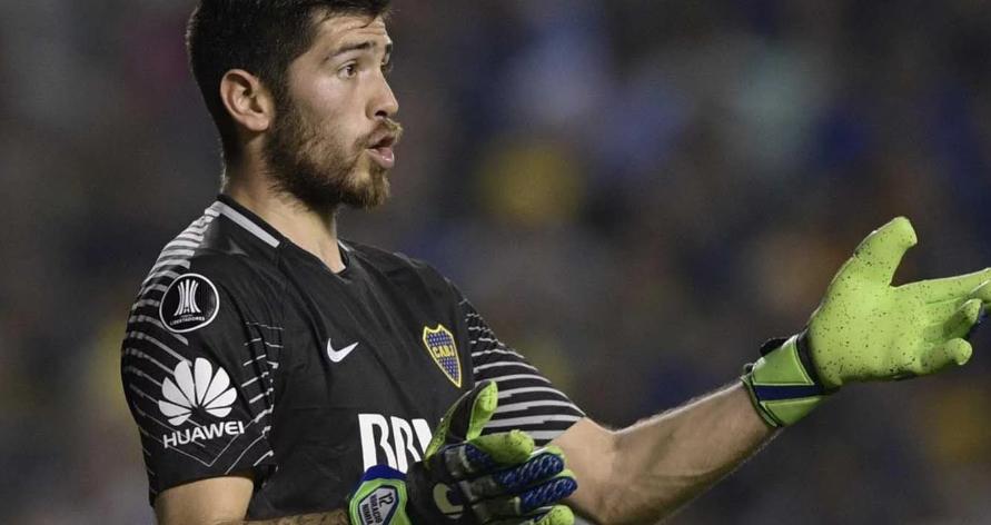 Agustín Rossi se volvió de Chile y firmaría con Banfield porque no tiene lugar en Boca