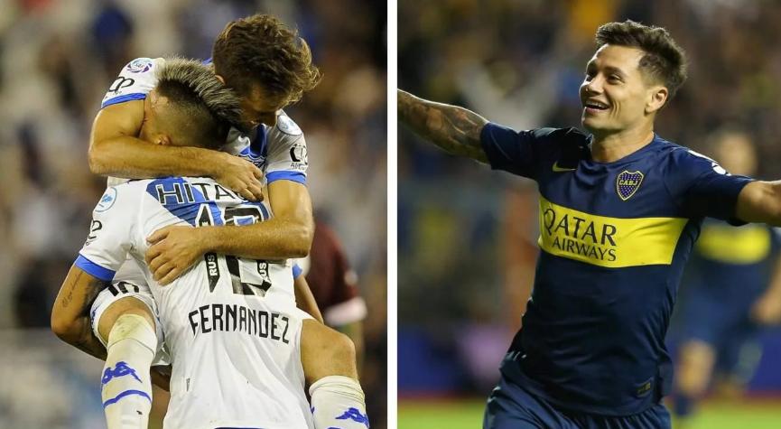 Boca visita a Vélez en un duelo con todas las miradas puestas en Mauro Zárate: hora, TV y formaciones