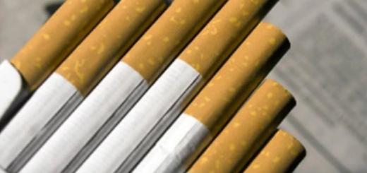 Los cigarrillos aumentan 6% desde hoy