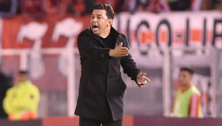 Los 11 elegidos de Marcelo Gallardo para la primera final de River ante Atlético Paranaense, por la Recopa