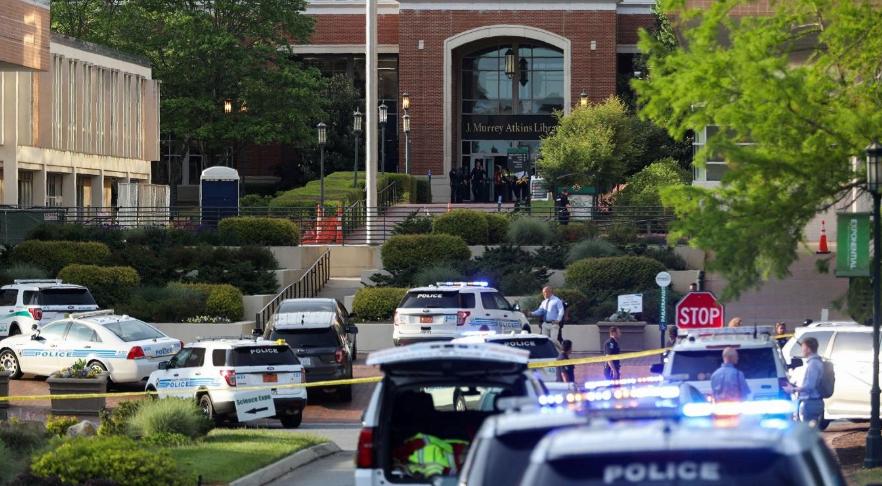Un estudiante de 22 años abrió fuego en una universidad de EEUU y hay al menos dos muertos