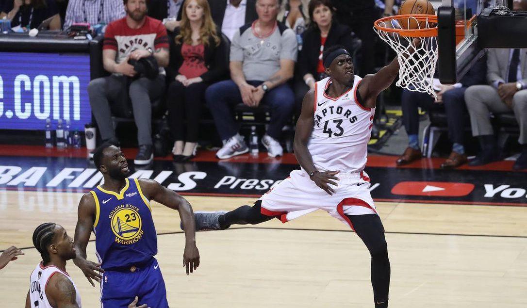 #FinalNBA: Toronto Raptors se quedó con el primer partido de la serie ante Warriors