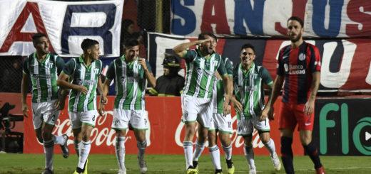 Estudiantes de San Luis dio el batacazo en la Copa Argentina y eliminó a San Lorenzo
