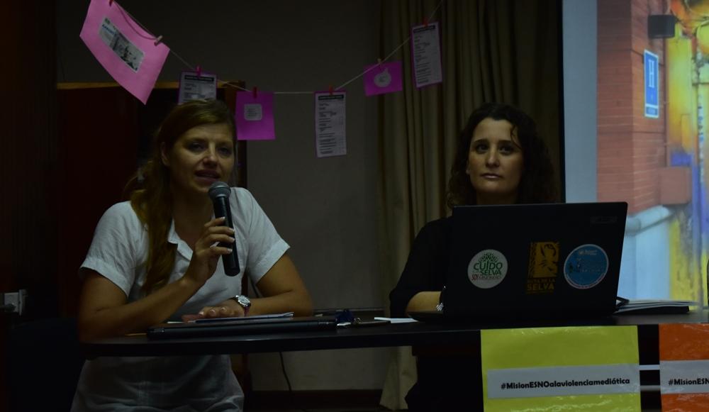 """#ComunicarPensando: """"La violencia mediática se genera ante la ausencia de un enfoque de género en el tratamiento y difusión de una información que vulnera los derechos de las mujeres"""""""
