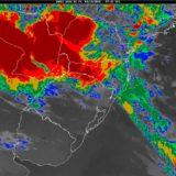 Cesó el aviso por lluvias intensas para el norte de Misiones
