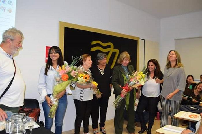Presentaron el libro «Pedagogía Socio Emocional» de Karen Baukloh en la Universidad de la Cuenca del Plata