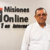 Eldorado: junto a Oscar Herrera, el médico Fabio Martínez lanzó su candidatura a intendente ante unas 4 mil personas