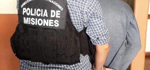 Garupá: la Policía capturó en Misiones a un hombre investigado por abuso en la provincia de Chubut