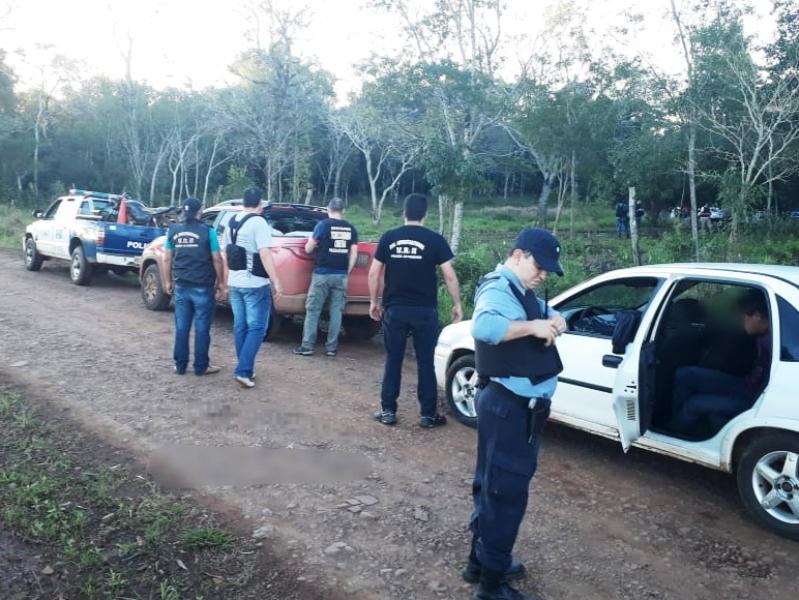 La Policía detuvo a los presuntos autores de un robo calificado en Florentino Ameghino