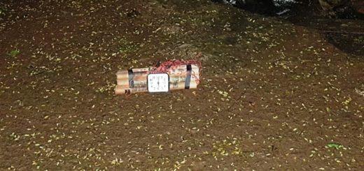 Posadas: falsa bomba inquietó a los vecinos de Villa Cabello