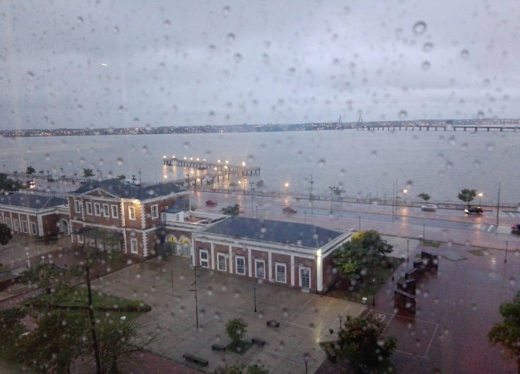 Martes con lluvias y tormentas en Misiones