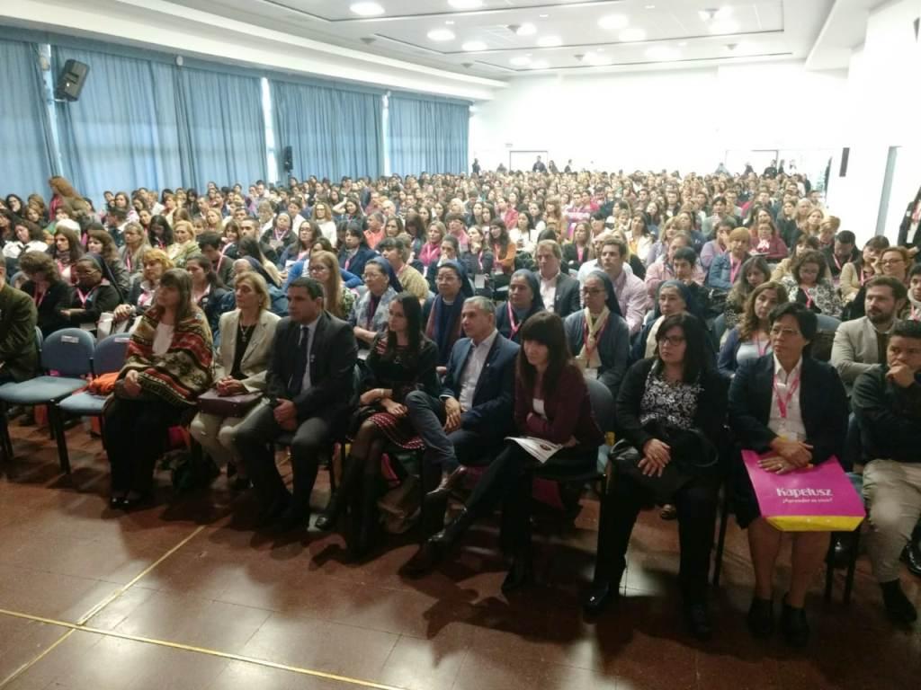 El I Congreso Federal de Innovación Educativa en Formación Docente convocó en Misiones a más de 800 asistentes