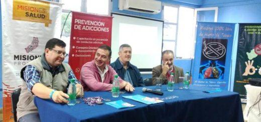 Misiones 100% libre de humo de tabaco: hoy iniciaron las jornadas de concientización en Posadas