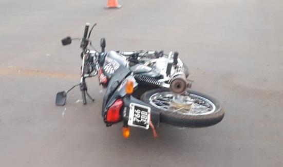 Dos accidentes con motociclistas como protagonistas en Posadas