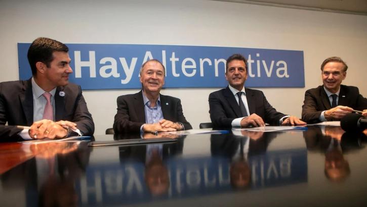 #Elecciones2019: tras el quiebre con Lavagna, Alternativa Federal convocó a Daniel Scioli y a Marcelo Tinelli al espacio