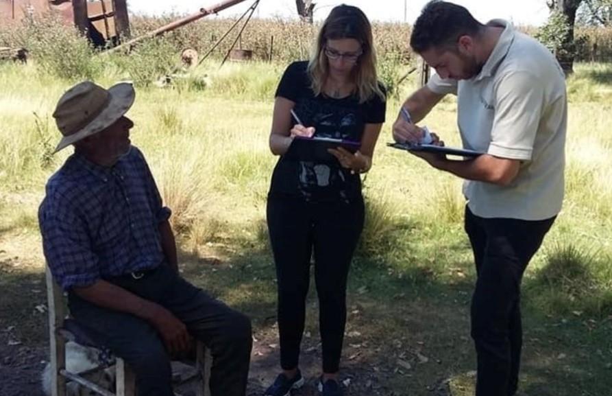Santa Fe: rescataron a un hombre de 91 años que era explotado en un campo
