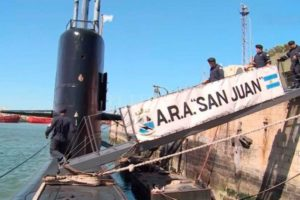 La Armada Argentina cierra el sumario interno por el hundimiento del Ara San Juan y convocan a una junta de expertos por la reparación de otro submarino