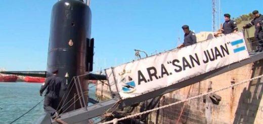 ARA San Juan: se conocieron los primeros tres imputados de la causa