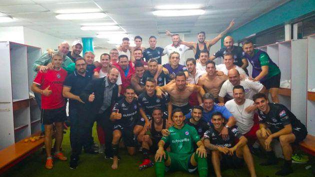 Copa Sudamericana: Argentinos cayó en Venezuela, pero avanzó de ronda