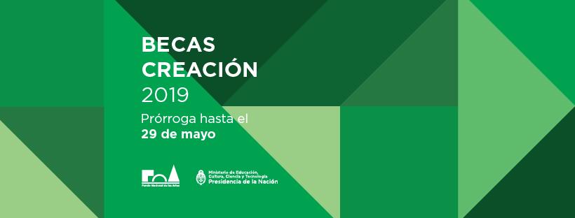 Atención músicos, gestores culturales, arquitectos y artistas en general: la convocatoria de Becas creación se extiende hasta el 29 de mayo