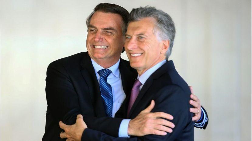 Macri y Bolsonaro buscarán reactivar el proyecto para construir las represas de Garabí y Panambí
