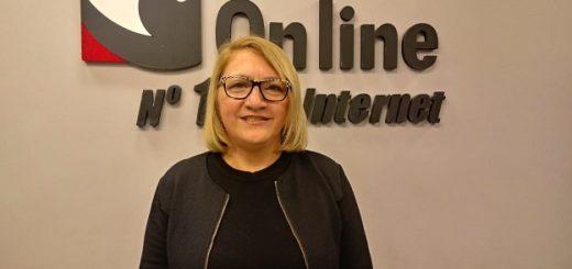 """Celia Tabares: """"accedí a ser candidata a concejal porque  valoro la gestión que Joaquín Losada viene haciendo"""""""