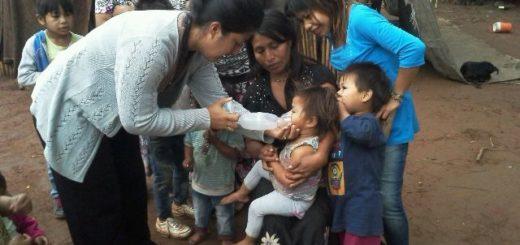 Más de 16 mil prestaciones en salud se efectuaron en las aldeas Mbya Guaraní de Misiones en el primer trimestre de este año