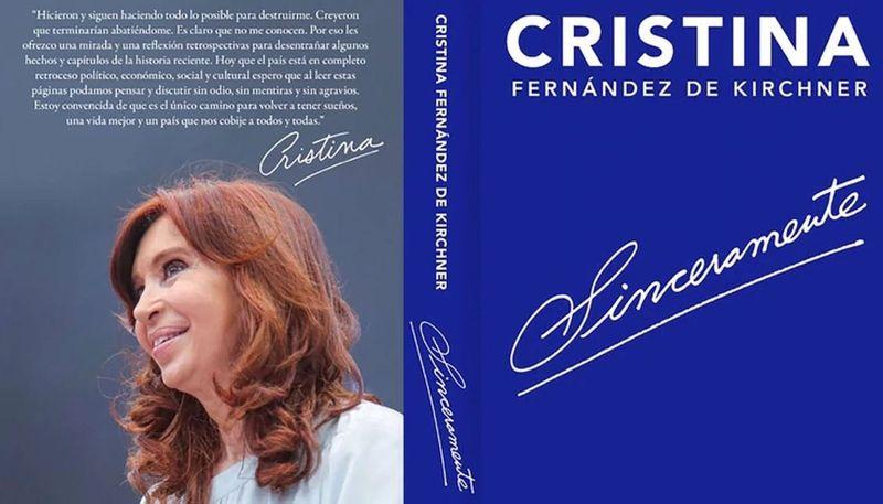 """Todos los preparativos para la presentación del libro de Cristina """"Sinceramente"""": pantallas gigantes y lista de invitados VIP"""
