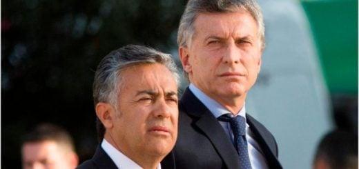 """Alfredo Cornejo, presidente de la UCR, señaló: """"No hay que descartar que Macri no sea candidato"""""""