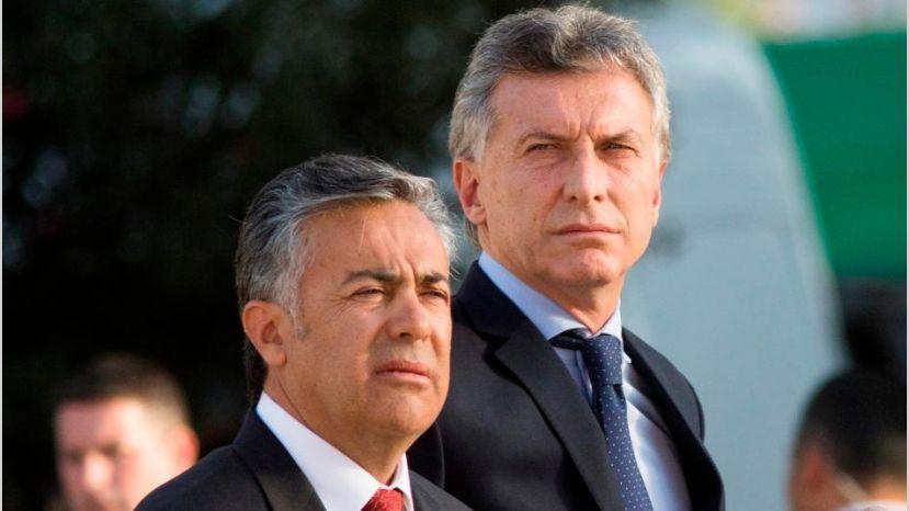 Alfredo Cornejo, presidente de la UCR, señaló: «No hay que descartar que Macri no sea candidato»