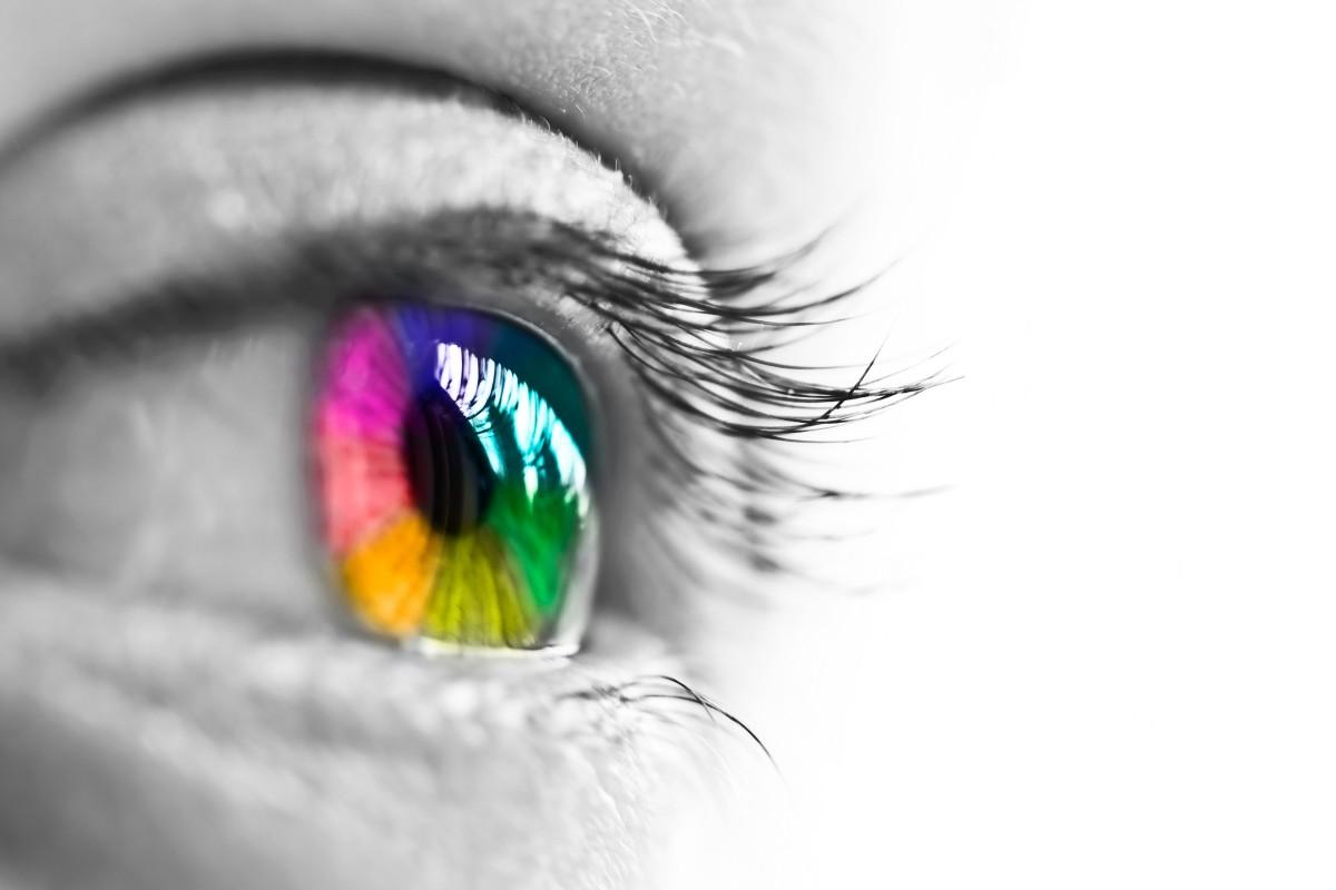Comó logran percibir los colores las personas daltónicas