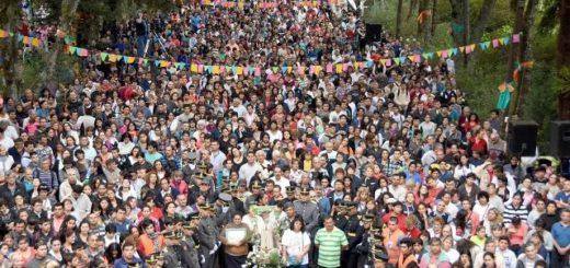 Mañana se realizará la tradicional procesión al Santuario de la Virgen de Fátima en Posadas