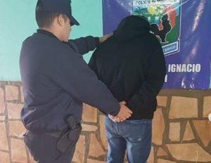 San Ignacio: robó dinero a su cuñada y terminó detenido