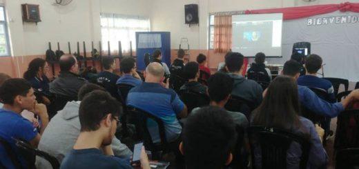 Nuevo programa de formación y empleo en tecnología para jóvenes de Misiones en la Escuela de Robótica
